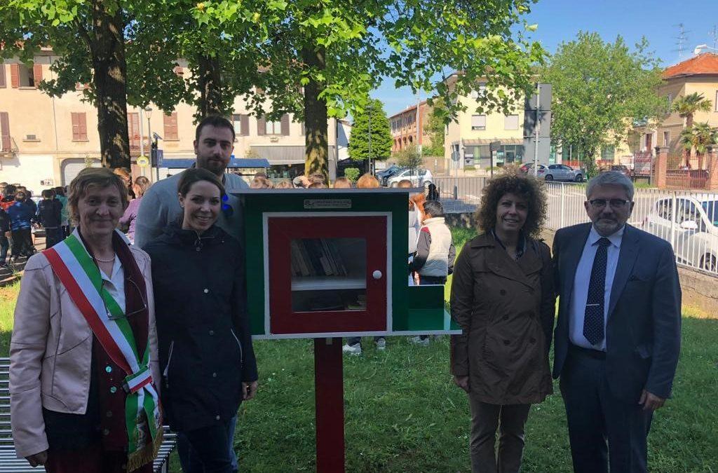 Little Free Library – L'iniziativa di solidarietà per la lettura promossa da ALIQUID